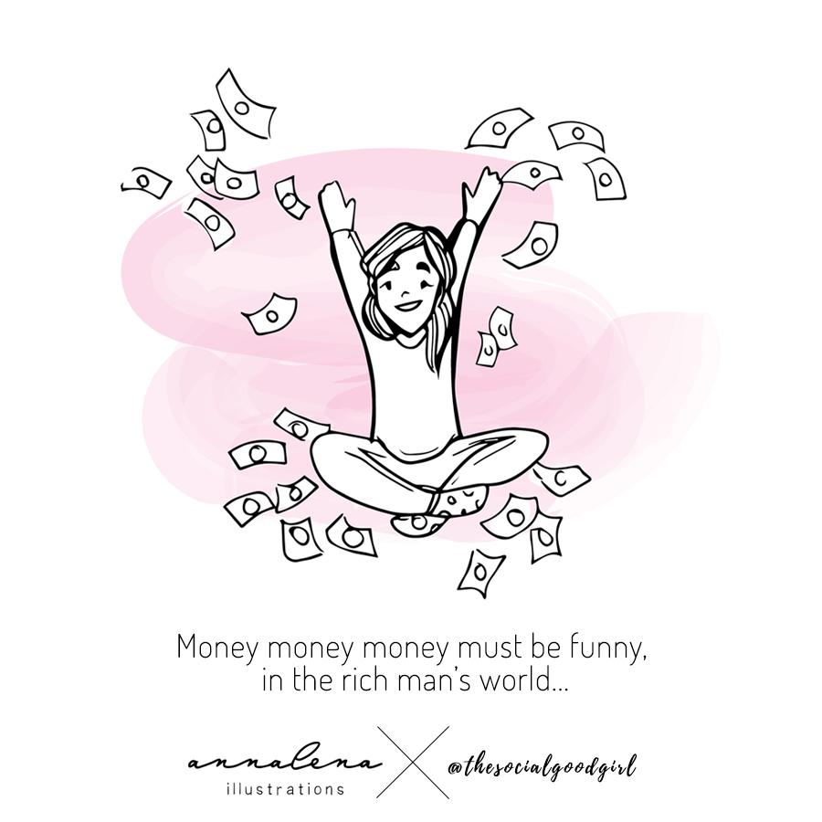 Instagram geld