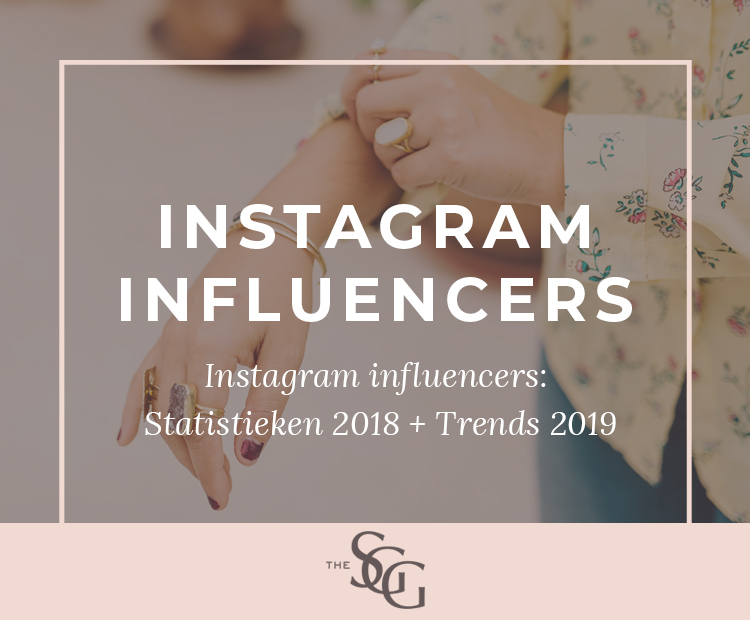 Instagram influencer statiestieken
