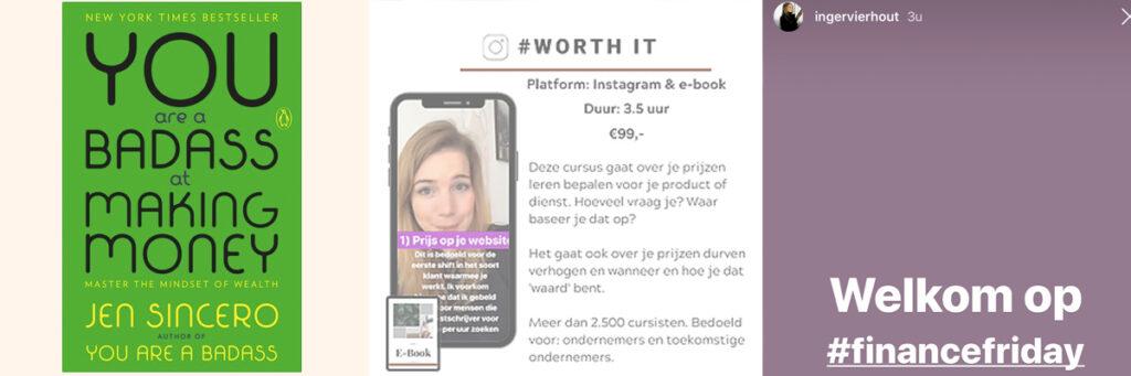 Geld verdienen Instagram